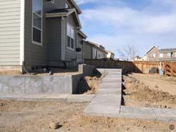 Retaining walls: basics